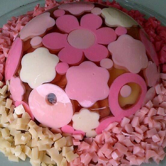 Jelly. 3D / Variedad de  Gelatinas Infatiles:  3D, en capas.  Lk decoration of events. eleca69@yahoo.es