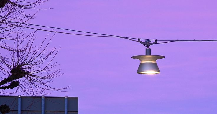 Our suspended Glenn was the luminaire chosen to light up the centre of Gothenburg