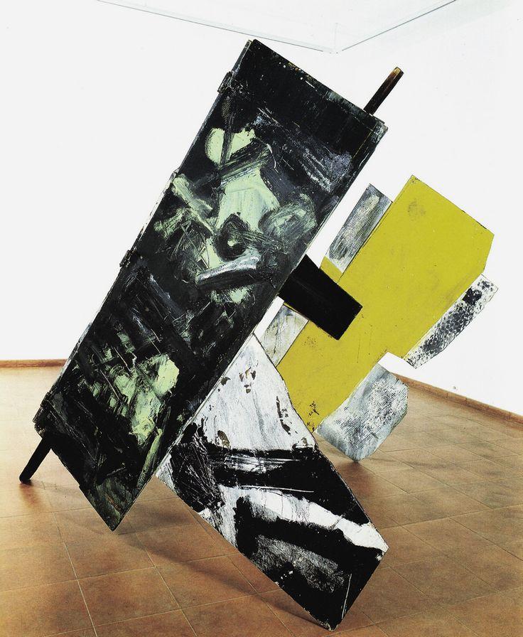 Emilio Vedova - Plurimo Omaggio a Dada Berlin, 1964-1965