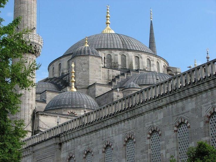 Голубая мечеть — самая большая мечеть Стамбула - Путешествуем вместе