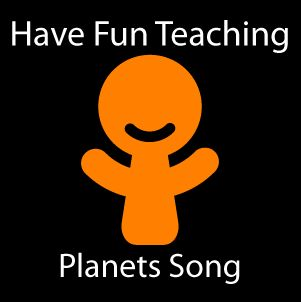 Planets Song.  This website has all kinds of neat songs, worksheets, activities, etc.  Really cute!