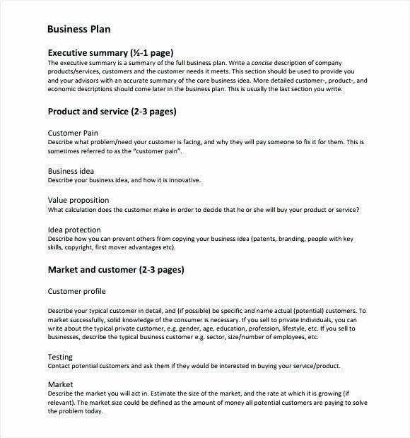 40 Summary Plan Description Template Hamiltonplastering Startup Business Plan Template Business Plan Template Business Plan Template Pdf
