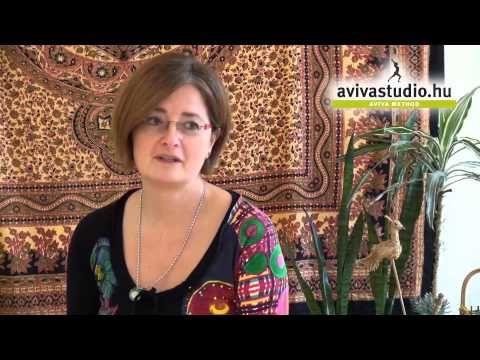 Menstruáció és Aviva - YouTube