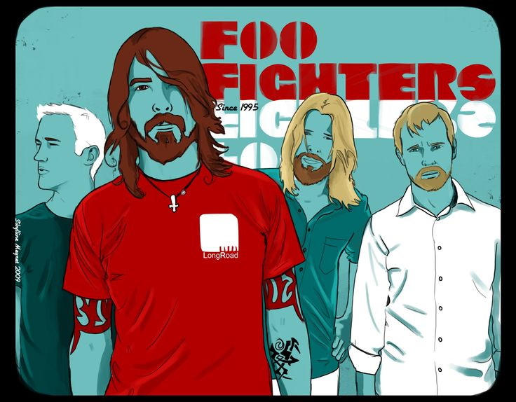 2016-10-03 - foo fighters picture - Background hd, #109899
