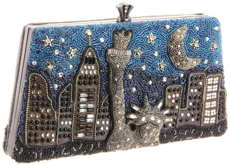Mary Frances City Girl Clutch