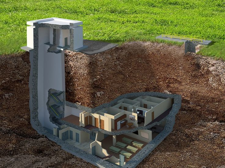 There's A $17.5 Million Fallout Shelter For Sale In Case Nuclear War Happens