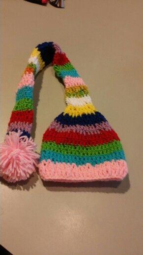 Elf a crochet!