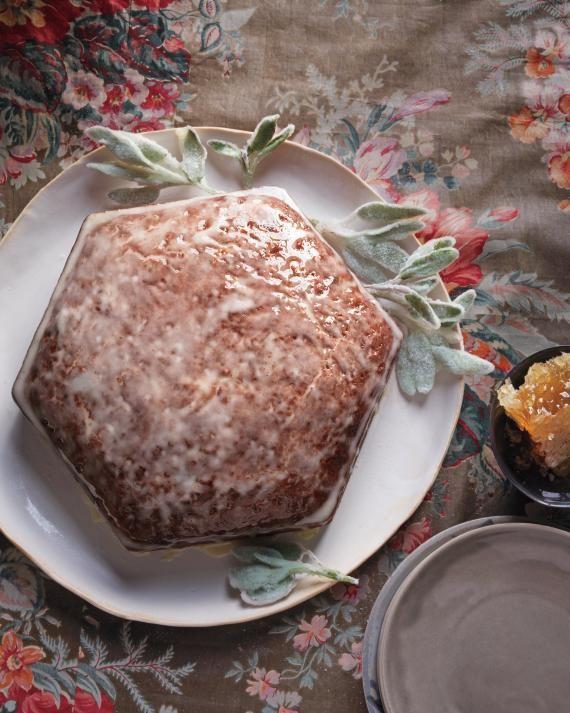Olive Oil Cake Cornmeal