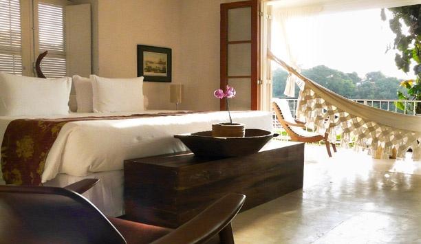 Hotel Santa Teresa: Rio de Janeiro, Brazil #JSHammock