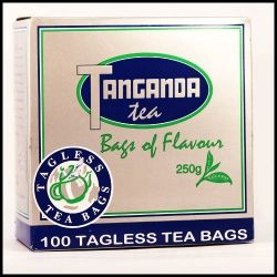 The best tea.  Grown in the Eastern Highlands of Rhodesia.  The coffee might have been a bit iffy, but the tea was sublime.  The coffee was iffy because the cheaper brands had chicory added to it, and the French might like that kind of thing, but I'm not French.  The pure coffee was fine.