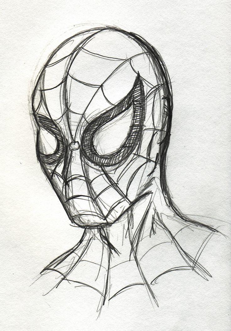 zeichnungen + von + super + helden   das tägliche kritzeln bei vynsane.com   Wunderfiguren …,