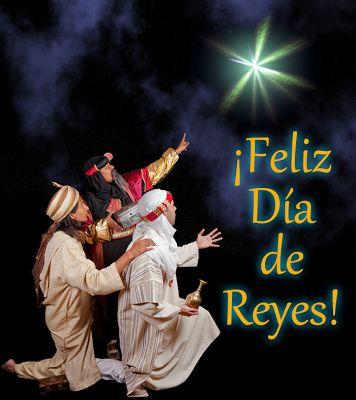 ¡Feliz Día de Reyes! - 6 de Enero