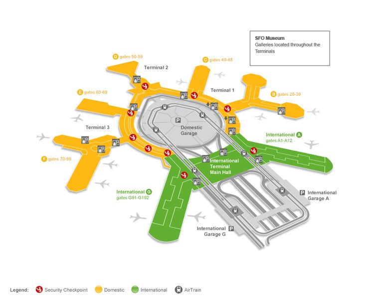 museum sanfrancisco floor map - Google 検索