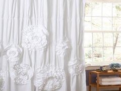 Шторы на люверсах своими руками (50 фото): как оригинально оформить окно http://happymodern.ru/shtory-na-lyuversax-svoimi-rukami-45-foto-izyuminka-interera/ 6