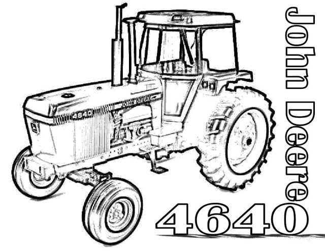 - 21+ Excellent Picture Of Tractor Coloring Pages - Entitlementtrap.com  Tractor Coloring Pages, Coloring Pages For Kids, Coloring Pages