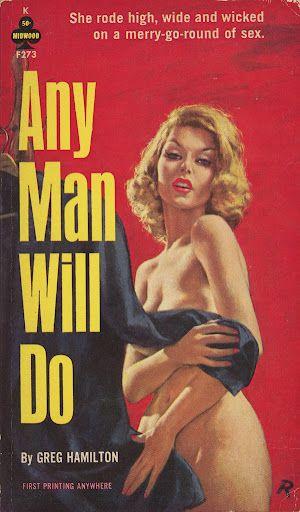 I'm 'any man'. :)