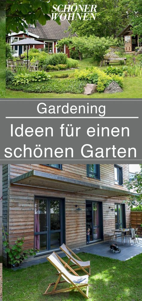 Garden ideas – our best tips