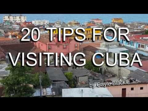 20 Travel Tips For Visiting CUBA - 2016 (holiday help, advice & suggestions) - YouTube