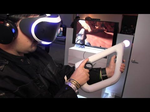 PlayStation VR Aim: An impressive light gun for PSVR | Haystack TV