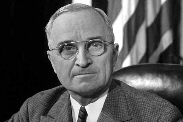Truman's true warning on the CIA.  #HarrySTruman #CIAHitTeams #CIA #Conspiracy #HarryTruman