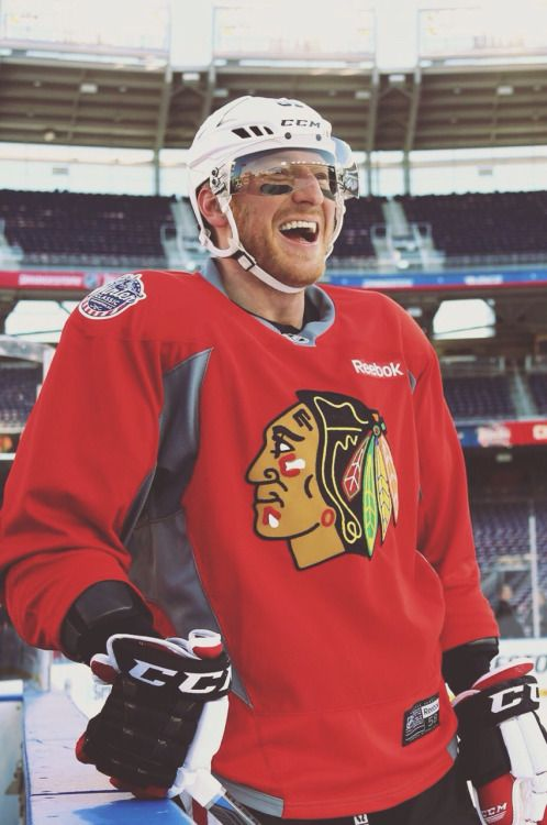 Marian Hossa Chicago Blackhawks