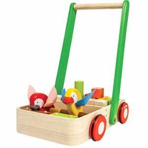 Plan Toys: drewniany chodzik z ptaszkami, 279 zł