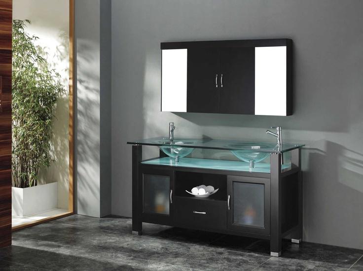 Ziemlich Bathroom Vanities 9 best double bathroom vanities images on pinterest | double