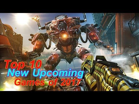 🥇 Top 10 New Upcoming Android/iOS Games of 2017 👍 EP#1 - YouTube