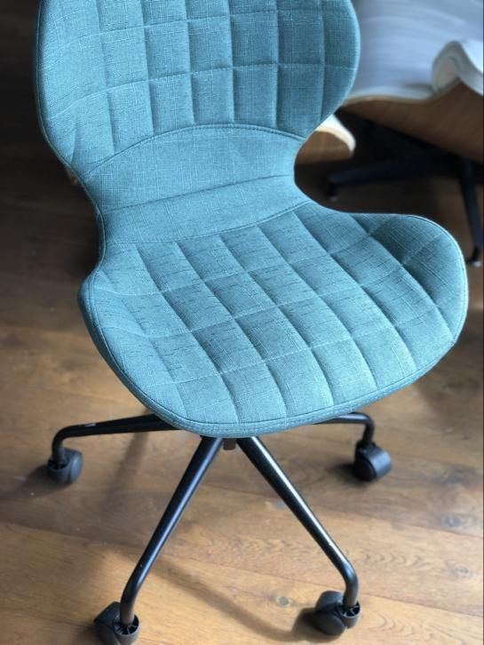 Bureaustoel Kopen Marktplaats.Bureaustoel Hip Design Groen Deens Scandinavisch Model Bureaus