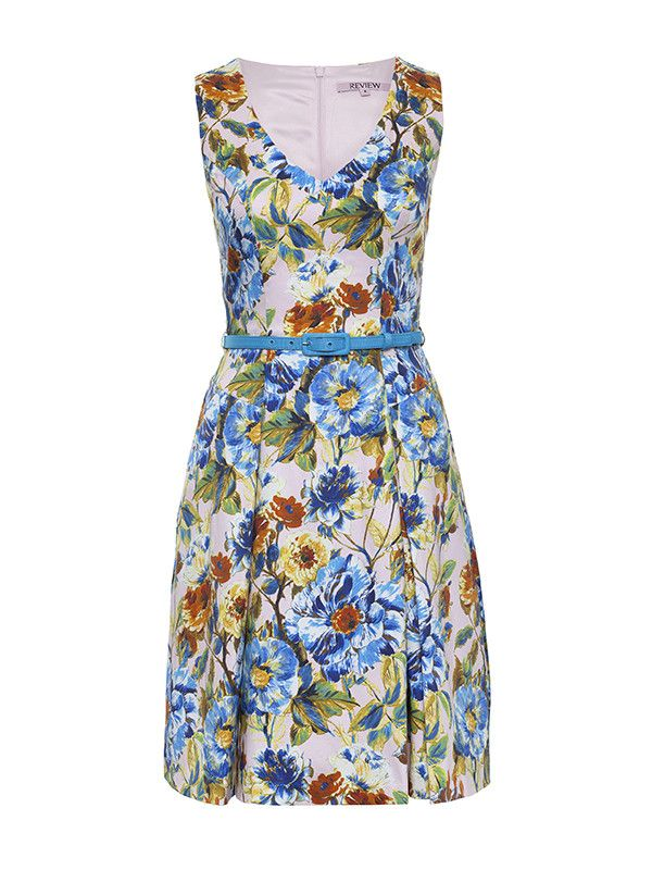 Butterscotch Floral Dress | Dresses | Review Australia