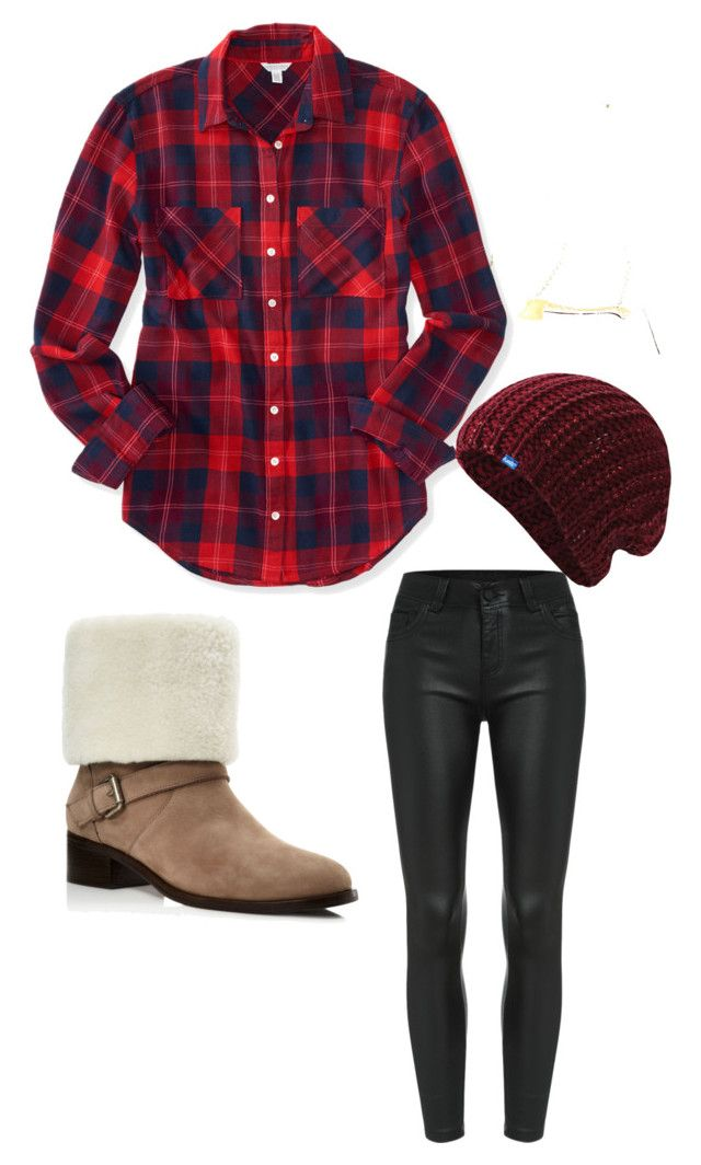 Cabane a Sucre by ashmc-1 on Polyvore featuring Aéropostale, Delman and Keds