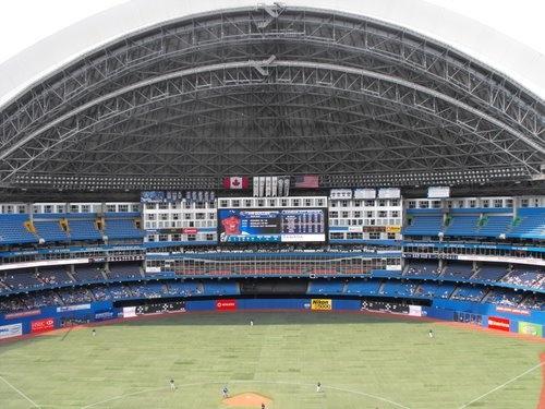 Blue Jays Rogers Centre, Toronto