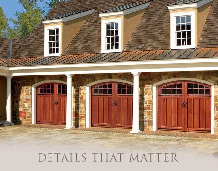 73 best garages barns and doors images on pinterest barn for Due bay garage