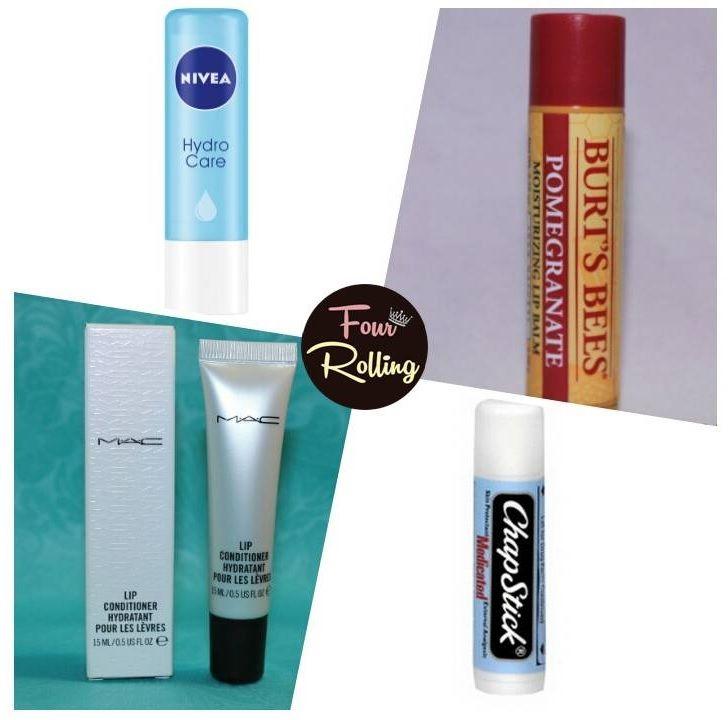 #Balsamos #Labiales #MacCosmetics #Burts&Bees #Chapstick #Nivea #MakeUp #Maquillaje @Fourolling http://fourolling.blogspot.com.co/?m=1