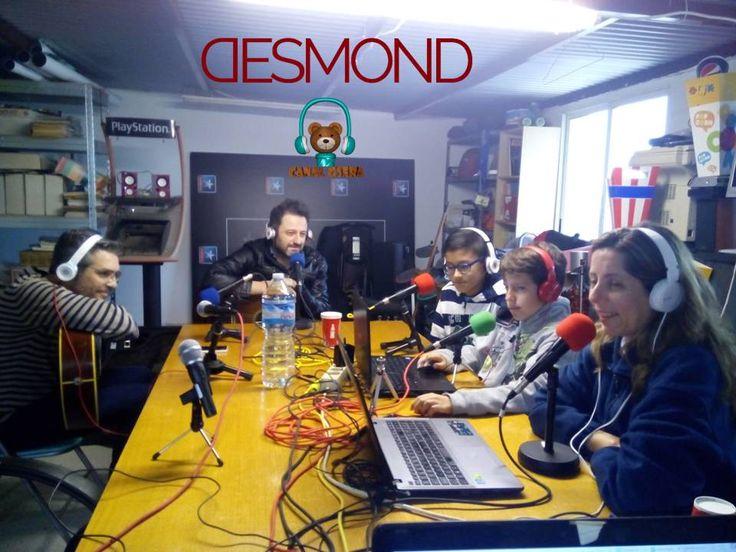 Programa 117 de Osera Radio dedicado al grupo Desmond, la película Acero Puro y el capítulo de El Ministerio del Tiempo