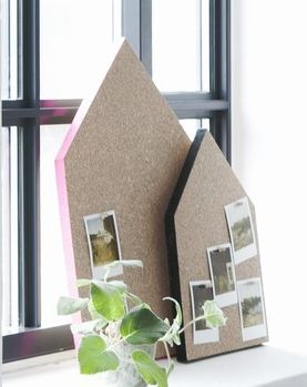 DIY : pin board