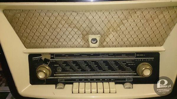 Radio – Pewnie lata 50 - nie pamiętam