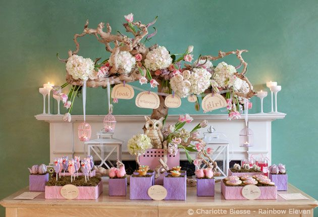 Baby Shower Themes!