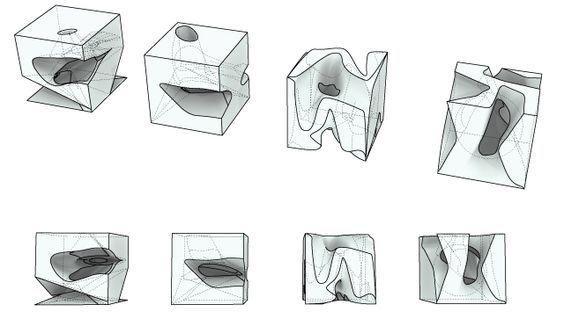 43 best parti diagrams images on pinterest architecture for Void architecture definition