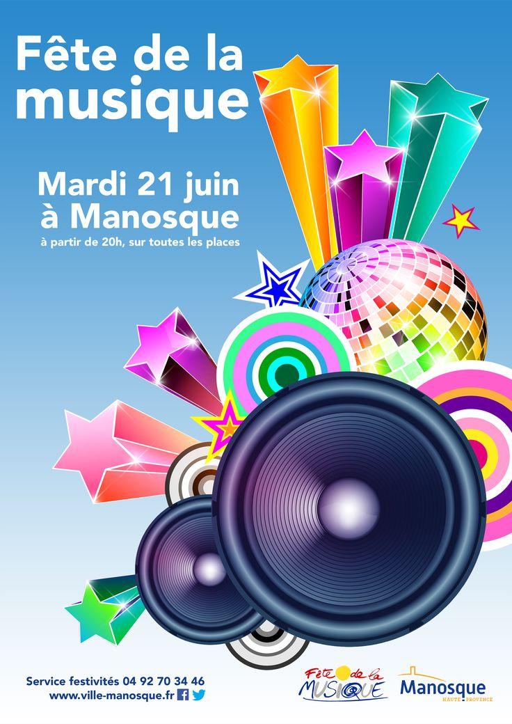 Edition 2016 de la fête musique à Manosque