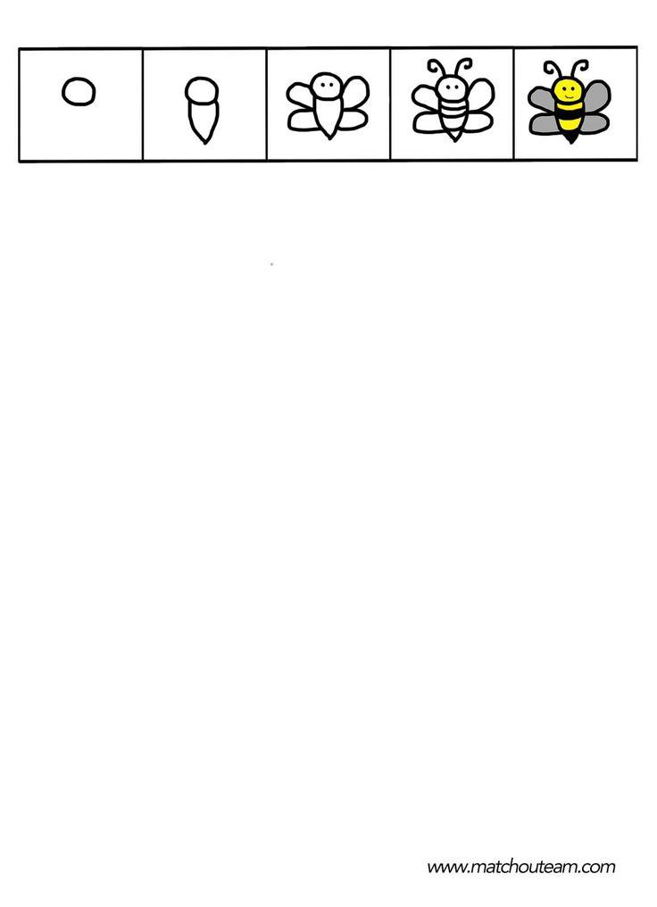 dessin dirigée d'abeille plein de dessins dirigés