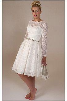 Find New Styles & Designer Brands of Affordable Short Wedding Dresses UK