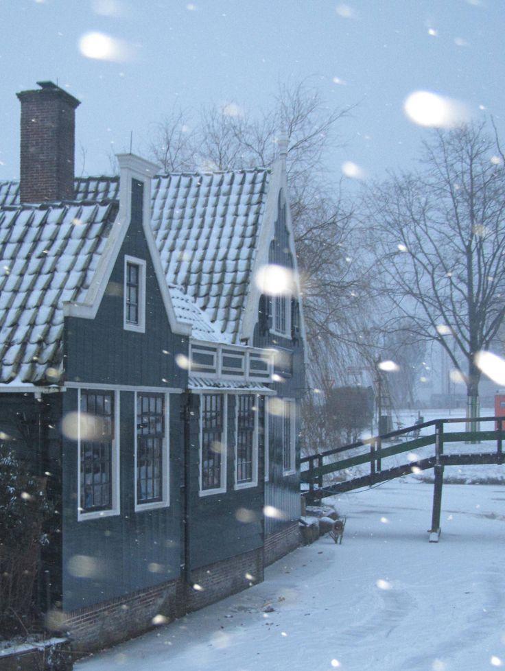 Zaanse Schans, Noord-Holland.