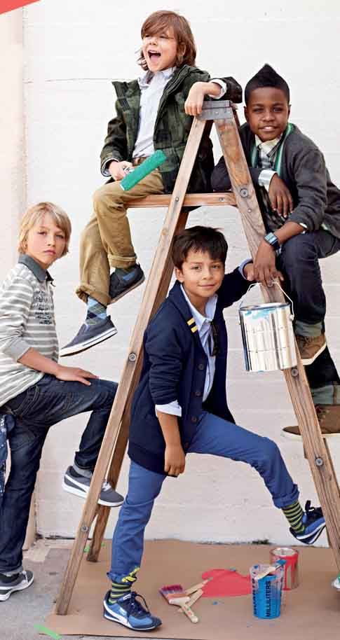 Back to school style for boys @Gap Kids Scarborough Town Centre. #boys #school #fashion