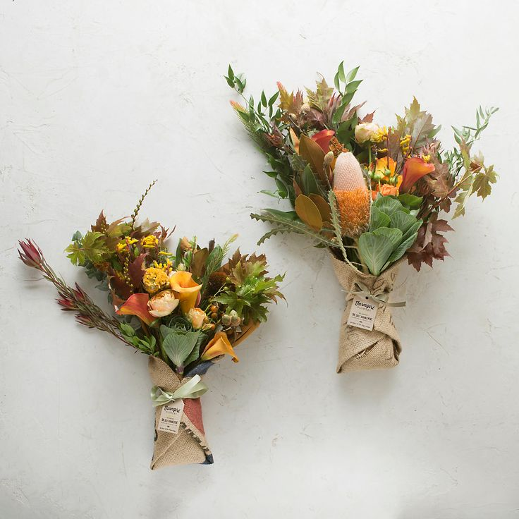 Farmgirl Flowers Fresh Cut Fall Bouquet in Gifts Gifts For Her at Terrain