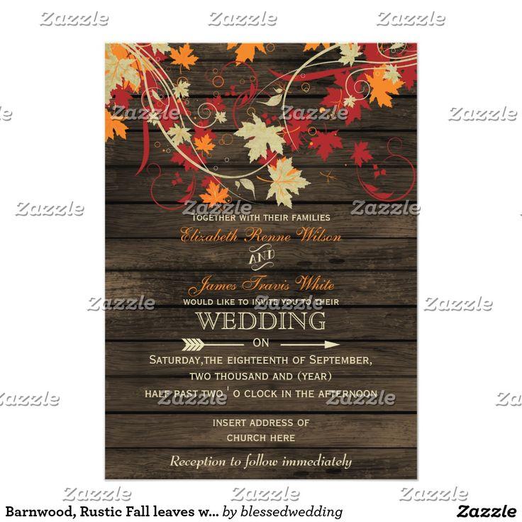 8 best Wedding Invitations and Ephemera! images on Pinterest ...