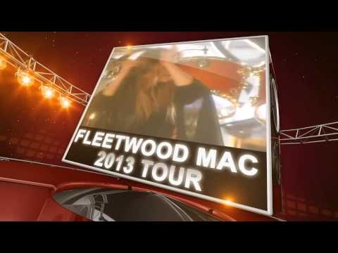 Fleetwood Mac's 2013 tour is on its way. Tickets are available at http://www.ticketcenter.com/fleetwood-mac-tickets or call 1-888-730-7192 (toll free).