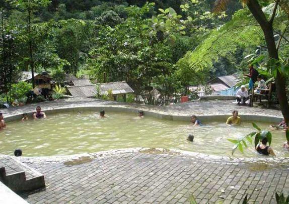 Wisata Air Panas Di Bogor