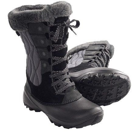 Need these for my move to Nebraska!! Columbia Sportswear Snow Canyon Omni-Heat® Pac Boots - Waterproof, Insulated (For Women)