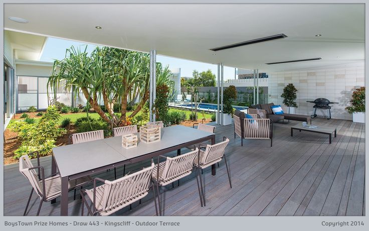 Boystown Prize Home - Draw 443 - Kingscliff - Outdoor Terrace